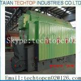 La chaleur résiduelle d'industrie énergétique réutilisent, énergie solaire, chaudière à vapeur de déplacement de la chaleur de réacteur