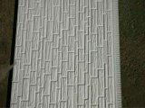 Painéis de parede de formação de espuma gravados metálicos do plutônio do painel de sanduíche