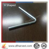 De V-vorm Anchorage van de Norm van het Staal van de kwaliteit 310S