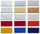 Лист алюминиевой составной панели цвета Matt алюминиевый для украшения