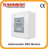 Module de commande d'alarme incendie, module d'entrée de zone d'alarme adressable (621-003)