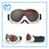 Сноубординг Eyewear продукта спортов белого анти- удара UV защитный