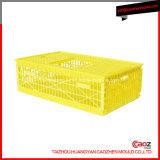 Buena calidad/molde plástico del embalaje de las aves de corral para el uso del pollo