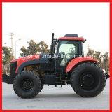 200HP trator agricultural, trator de exploração agrícola rodado do Kat quatro (KAT 2004)