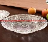 Vetro Palte/Housewear di /3PCS del piatto della frutta & arredamento