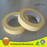 Cinta adhesiva del papel de Crepe de la alta calidad