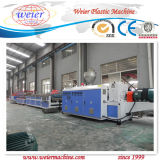 Machine d'extrusion de profil de WPC