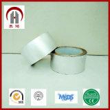 Bande argentée de papier d'aluminium dans l'industrie