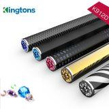 Cigarette électronique jetable de souffles de la vente en gros 500 de la Chine de Kingtons
