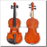 Beginners (VG001-HP)를 위한 자연적인 Flamed Acoustic Student Violin Outfit