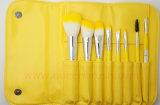 комплект щетки состава метки частного назначения 8PCS синтетический косметический