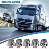 LKW-Reifen, Radialreifen, Bus-Reifen, TBR Reifen (10.00R20) mit der Reichweite, die BIS beschriftet