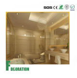 실내 도와 사용법 합성 UV 대리석 장 가정 훈장을%s 빨 수 있는 PVC 벽면