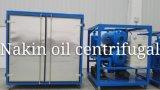원심 진공 변압기 기름, 격리 기름 정화