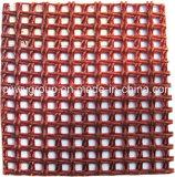 Alto filtro dal pezzo fuso della maglia della vetroresina del silicone