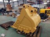 Benna dell'escavatore Cat320 per la vendita del funzionamento nell'ambiente duro