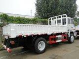 Carro del cargo del camión 290HP Sinotruk HOWO 4X2, casilla del día del euro II
