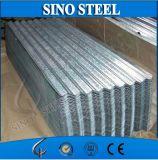 Toiture ondulée de feuille galvanisée par G3302 de JIS pour des matériaux de construction