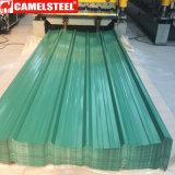 Strato ondulato dello zinco del comitato d'acciaio del tetto