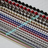 Fabricante para 1.0mm-12mm Colors Beaded Metal Ball Chain
