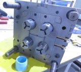 Modelagem por injeção plástica do núcleo do extrator de 4 cavidades