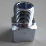 Покрынный цинком CNC нержавеющей стали подвергая механической обработке/, котор подвергли механической обработке часть