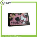 絹の印刷13.56MHz無接触RFID ISO NTAG213 NFCのカード