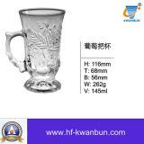 Het drinken van de Kop van het Glas van het Bier met de Kop Van uitstekende kwaliteit kb-Hn0326