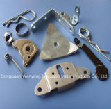 OEMの精密ステンレス鋼のシート・メタルカラー亜鉛金属部分