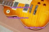 Guitare électrique normale d'acajou d'Afanti de corps et de collet (SDD-250)