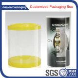 Коробка упаковки пакета PVC цветастая индивидуальная
