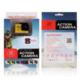 W9 HD 1080P 30fps câmera subaquática da ação de um WiFi de 170 graus