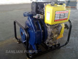 5.5kw de Pomp van de dieselmotor