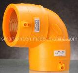 Gas를 위한 PE 100 전기판 Fusion Elbow
