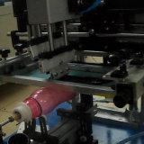 Пластичный спорт бутылки разливает Semi-Автоматический принтер по бутылкам шелковой ширмы