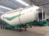 Trockene Massen (Pudertanker) Sattelschlepper des LKW-Schlussteiles
