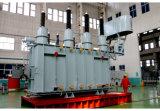 transformador de potencia de alto voltaje probado Kema de la disposición 115kv