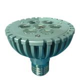 PAR30 7W LEDのスポットライトの球根