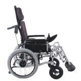 Scooter élevé confortable de fauteuil roulant électrique de dossier (Bz-6103)