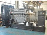 gruppo elettrogeno diesel di 50Hz 450kVA alimentato da Perkins Engine
