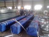溶接された炭素鋼の管
