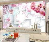 Papier peint décoratif à la maison auto-adhésif amovible fait sur commande Rolls des meilleurs prix