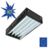 Grow Light T5 Fluorescent Fixture 2 * 4