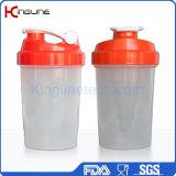 셰이커 병, 적당 단백질 셰이커, 병을 마시는 스포츠 물병이 믹서 믹서, 체조를 가진 주문 도매 셰이커 병에 의하여