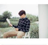アクリルのウールのナイロン方法ジャンパーの人のセーター