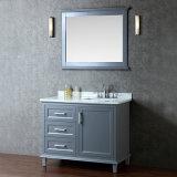 Module de salle de bains debout matériel en bois d'étage de type américain