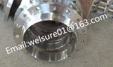 ANSI B16.5 F317/F317L de ASTM A182 que molda a flange do aço inoxidável