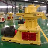 Máquina aprobada de la pelotilla de la biomasa del SGS de la ISO del CE con el alimentador hecho cumplir