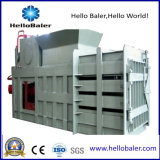 Машина Approved закрытой двери Ce тюкуя для рециркулировать пластмассы (HM-1)