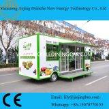 Fruit en de Plantaardige Kosten van de Catering van de Vrachtwagen van het Voedsel (CE)